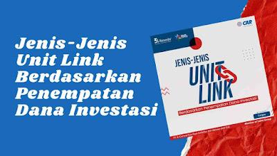 Jenis-Jenis Unit Link Berdasarkan Penempatan Dana Investasi