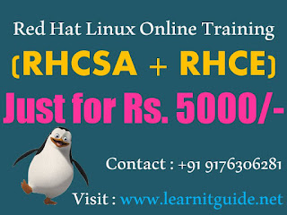 red hat linux online training