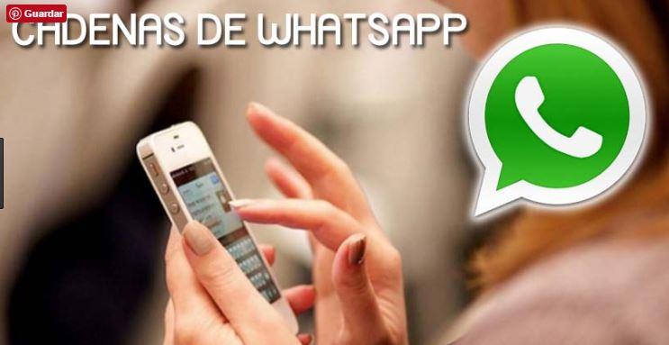 Cadenas De Whatsapp De Retos Cadenas Para Whatsapp Y Retos