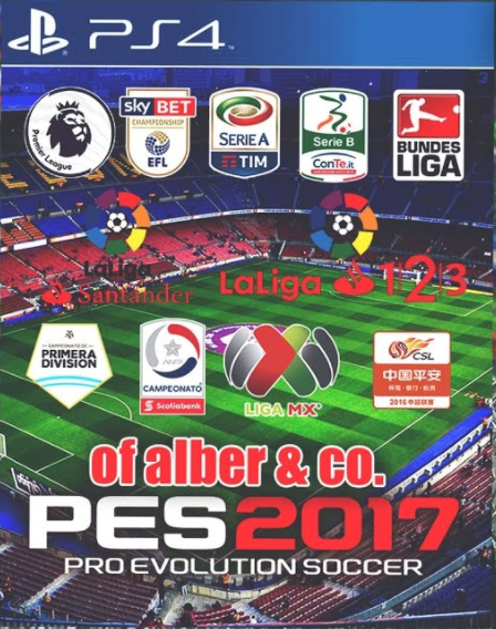 pes 2017 ps4 patch 2018