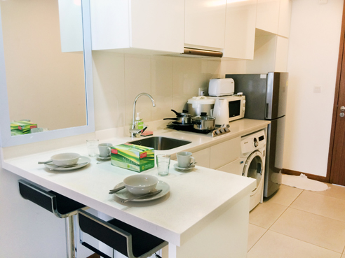 Avant at Aljunied 1 Bedroom - Dining