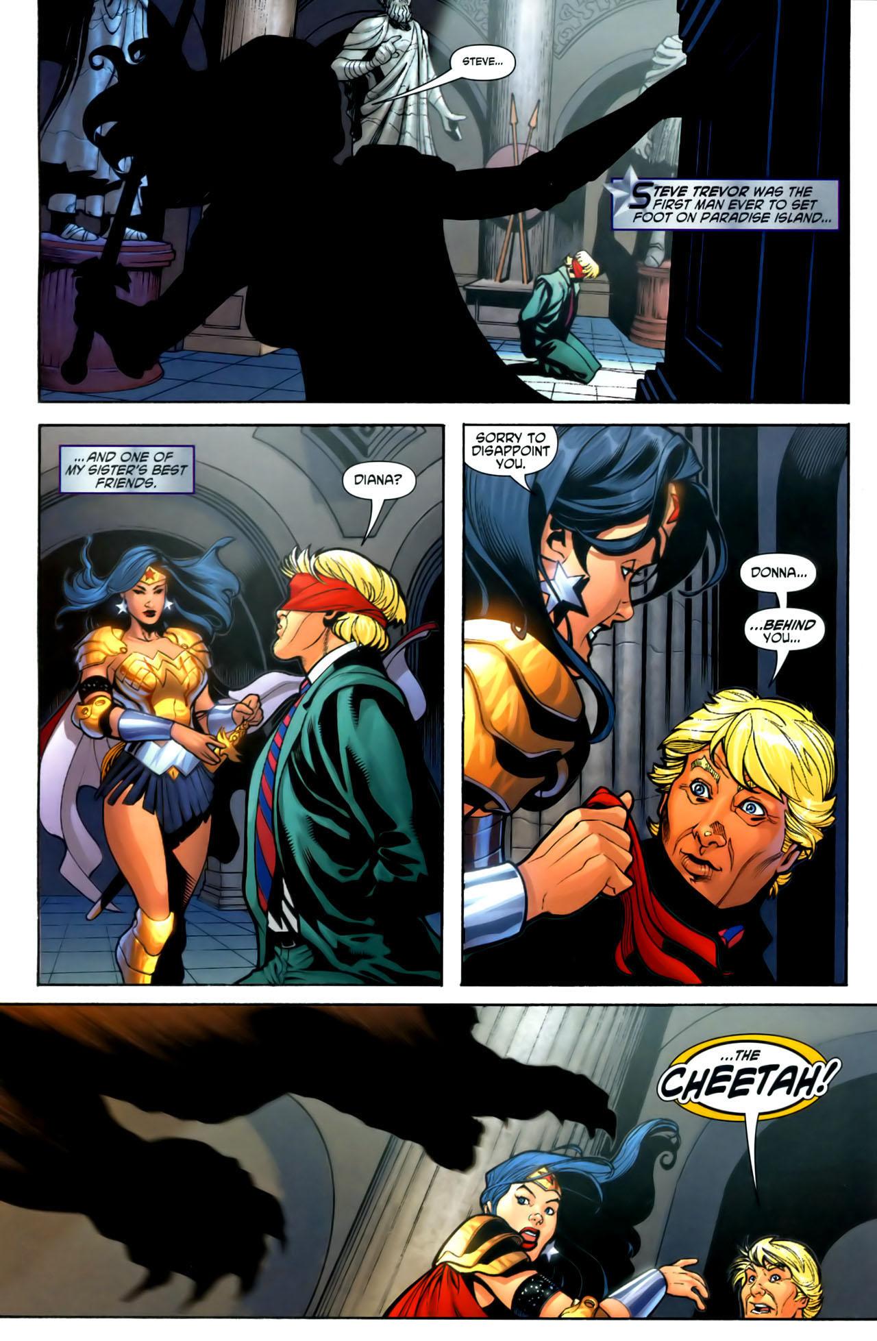 Read online Wonder Woman (2006) comic -  Issue #1 - 9