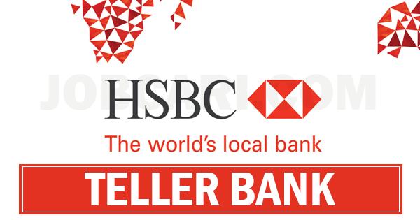 TELLER HSBC