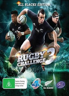 Rugby Challenge 3 - PC (Download Completo em Torrent)
