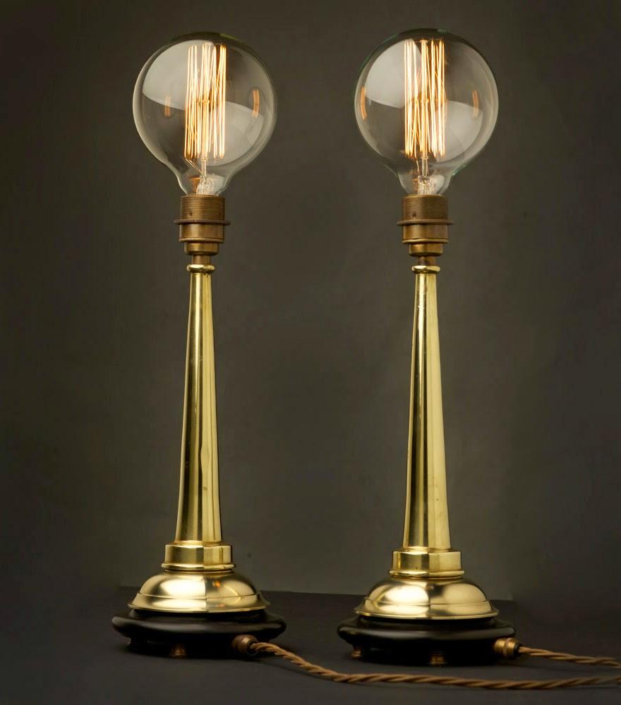 Edison Light Globes Steampunk Lamps | Spicytec
