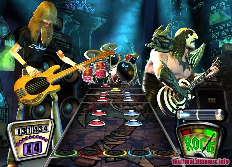 Download Game Guitar Hero: Aerosmith full crack
