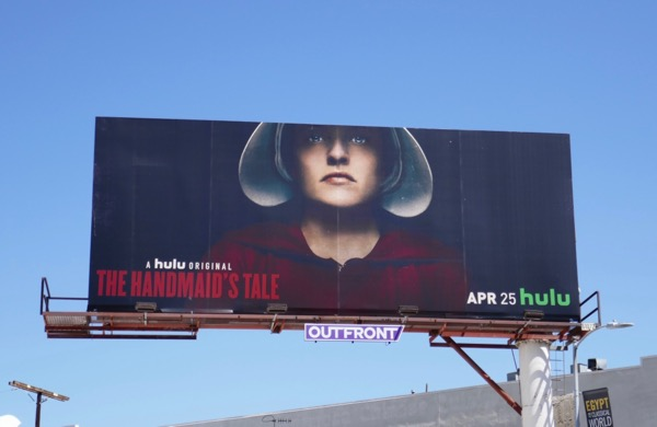 Handmaids Tale season 2 billboard