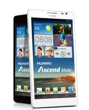 Huawei Philippines sells Ascend Mate at the price of 16,990 pesos