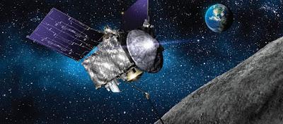 NASA: Έρευνες στον αστεροειδή Μπενού ξεκίνησε η συσκευή OSIRIS-REx