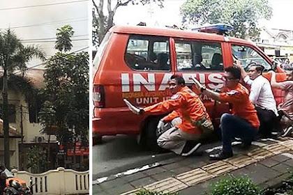 Detik-detik Mencengkam Staf Kelurahan saat diancam Pelaku Bom Panci!