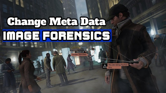How To Change Meta Data Of Image - Digital Forensics