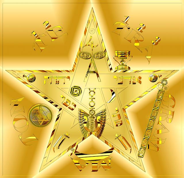 el-angel-del-pentagrama-mistico-espiritual-universal