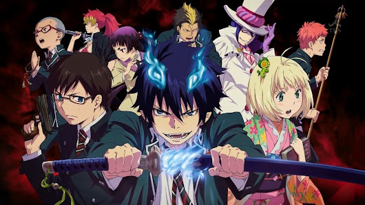 [Anime] Blue Exorcist / Ao No Exorcist