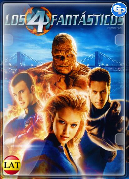 Los 4 Fantásticos (2005) LATINO