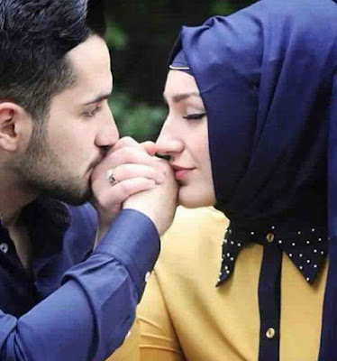 Muslim couple DP