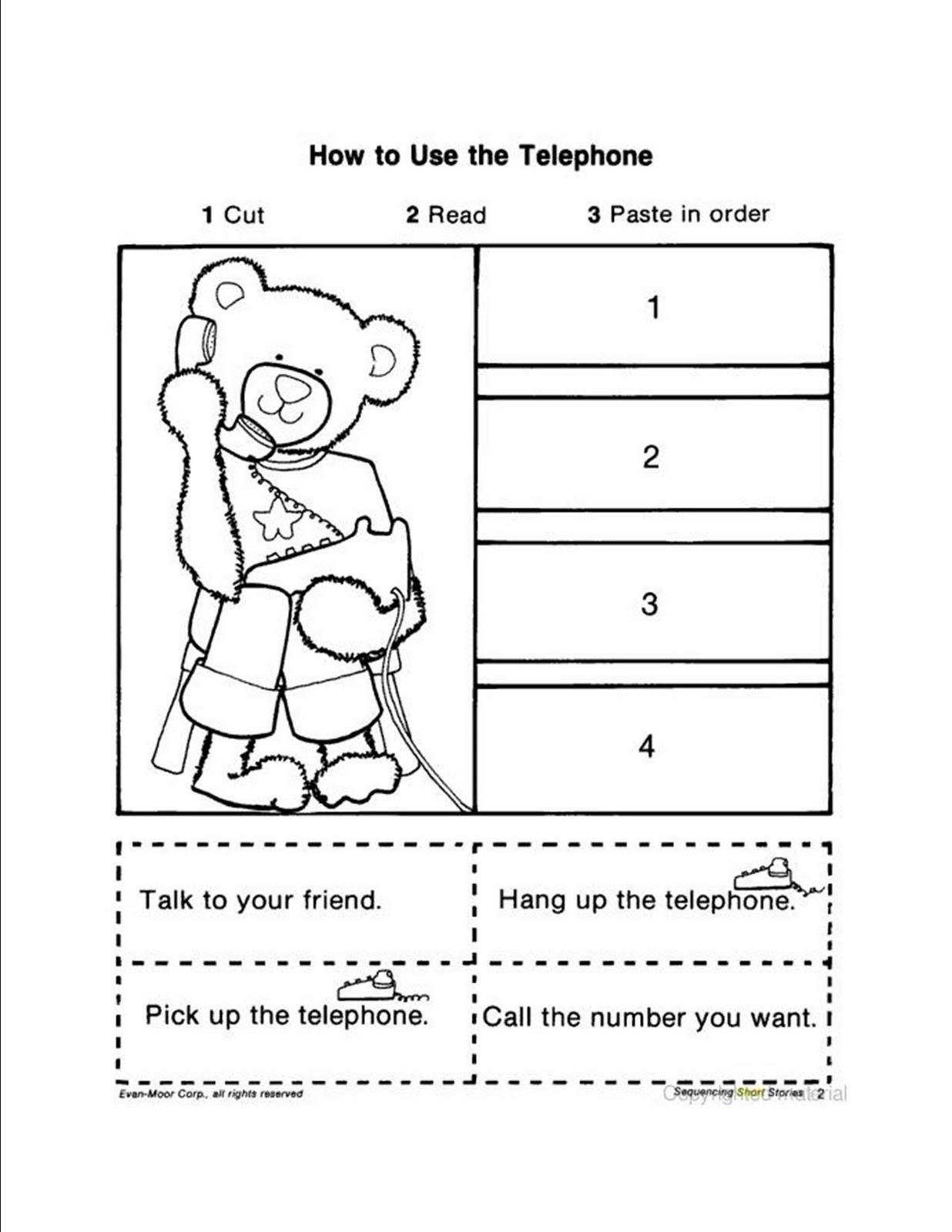 East Meadows Speech January Preschool Speech Homework Week 2