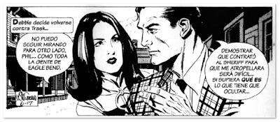 Comic X9 agente secreto de Archie Goodwin y Al Williamson, edita Dolmen