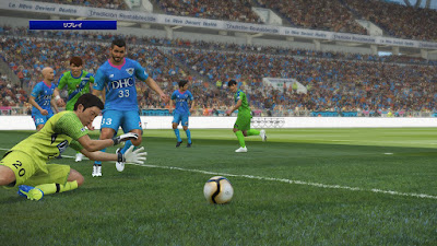 PES 2019 J1 League & J2 League Patch 2019 by Dorumagesu116