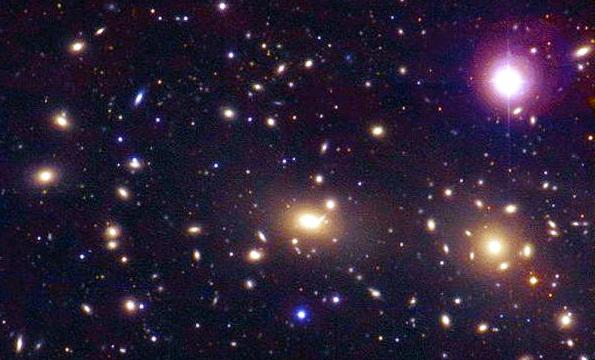 NASA Akui Kebenaran Al-Quran Tentang Lampu-lampu di Langit, Ini Buktinya