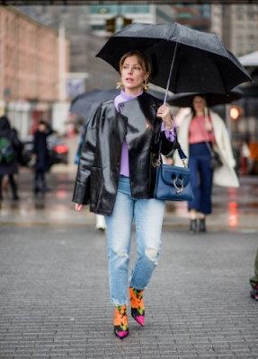 The Best Street Style From Fall 2018 New York Fashion
