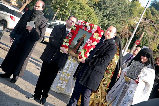 """Ο Σύλλογος των απανταχού Ναυπλιέων """"Ο ΝΑΥΠΛΙΟΣ"""" τίμησε την μνήμη του Αγίου Αναστασίου στην Αθήνα"""