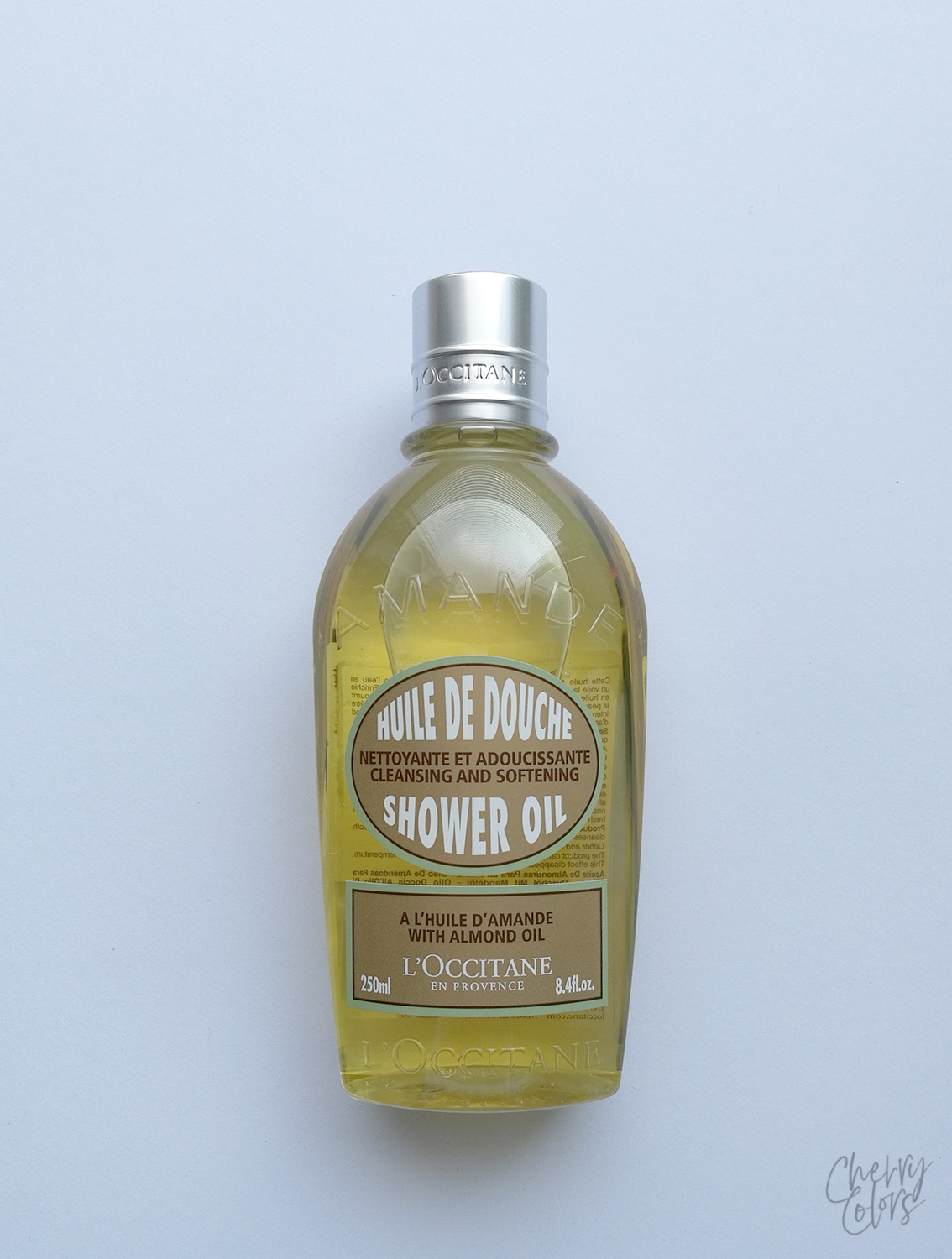 L'Occitane Shower Oil