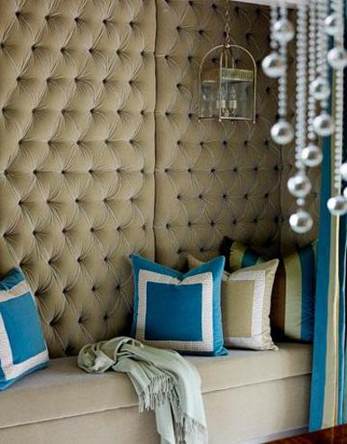 belle maison: Timeless Trend: Tufted Upholstery