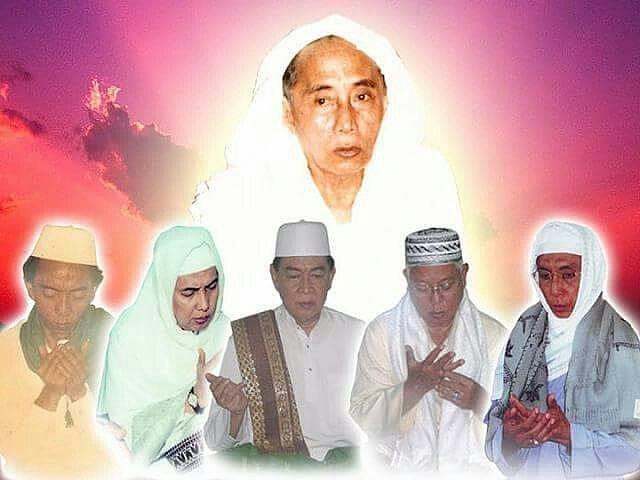 Karomah KH Utsman, Ayahanda KH Asrori Al-Ishaqi