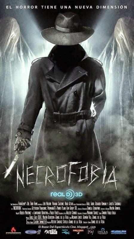 Necrophobia Film
