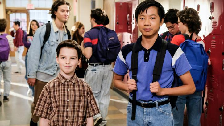 Young Sheldon - Episode 1.15 - Dolomite, Apple Slices, and a Mystery Woman - Promotional Photos + Press Release