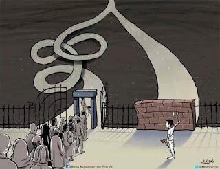 Image result for jalan lurus vs jalan berliku kartun