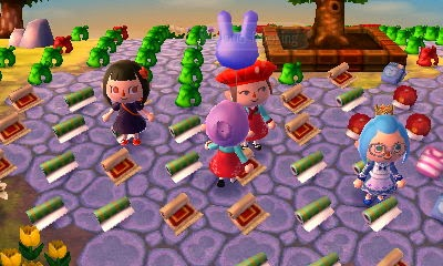 Acnl Time Travel Campsite