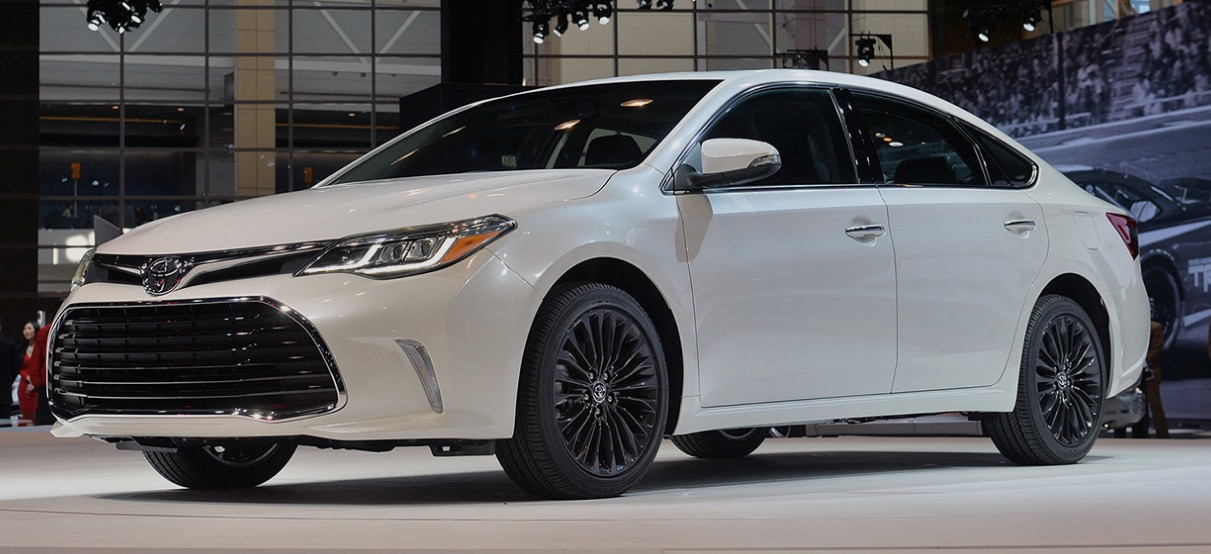 2018 toyota avalon sedan cars reviews rumors and prices. Black Bedroom Furniture Sets. Home Design Ideas