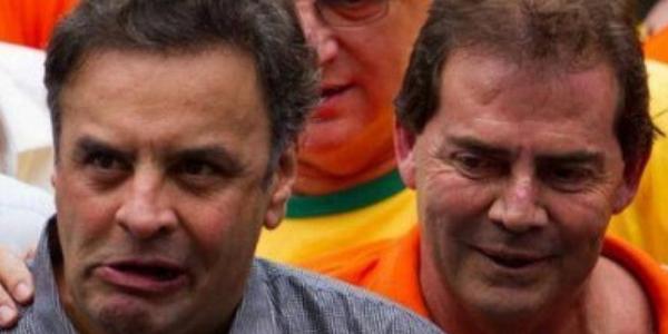 PF FAZ BUSCAS EM IMÓVEIS DE AÉCIO NEVES, PAULINHO DA FORÇA E MAIS 6 CONGRESSISTAS