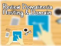 Review Domainesia Hosting Dan Domain Perusahaan Lokal