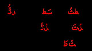 contoh-bacaan-idgham-mutajanisain
