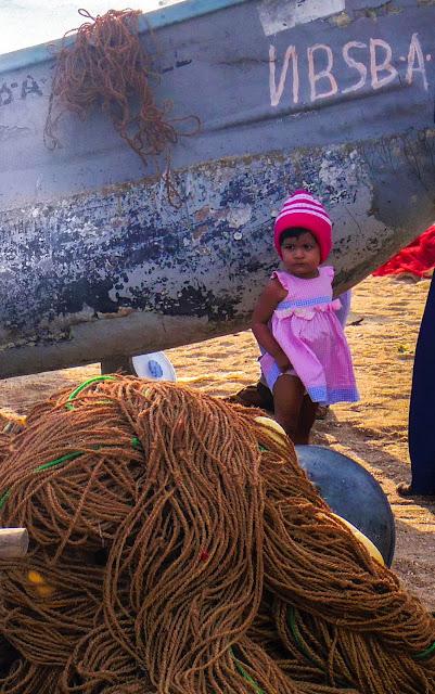 Sri Lanka bambini