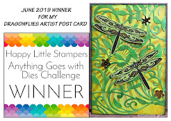 June 2019 WIN @ Happy Little Stampers