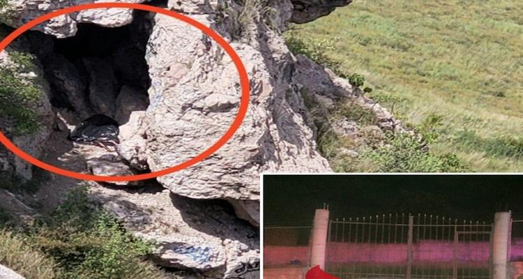 Localizan cuerpo destazado dentro de una cueva en El Cerro de Tizayuca, Atlixco