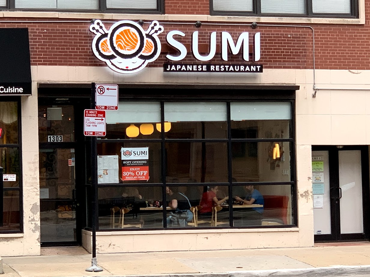 Sloopin A South Loop Blog Sumi Japanese Restaurant Open