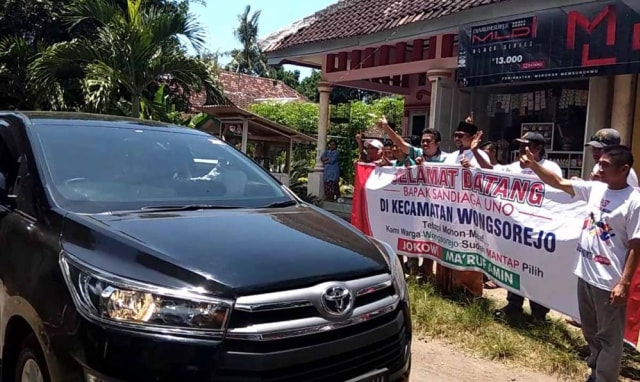 Kampanye Prabowo-Sandi Diganggu, Mana Bawaslu?