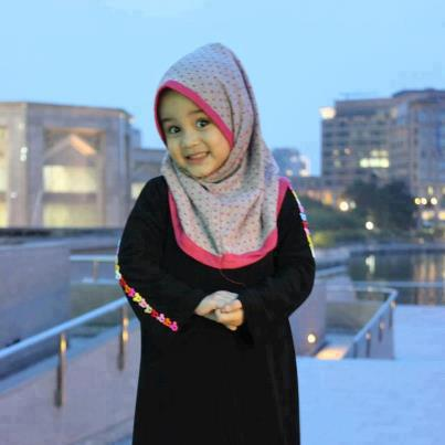 Cute & Funny Muslim: Cute Muslimah wearing Hijab (1)