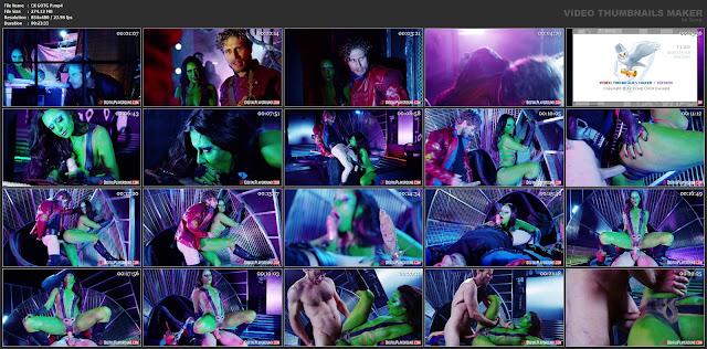 Cassidy Klein - Guardians of The Gonads A DP XXX Parody (Guardians of The Galaxy Porn Parody)