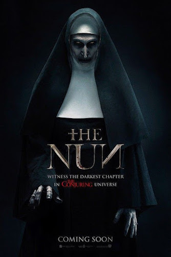 The Nun (BRRip 720p Dual Latino / Ingles) (2018)