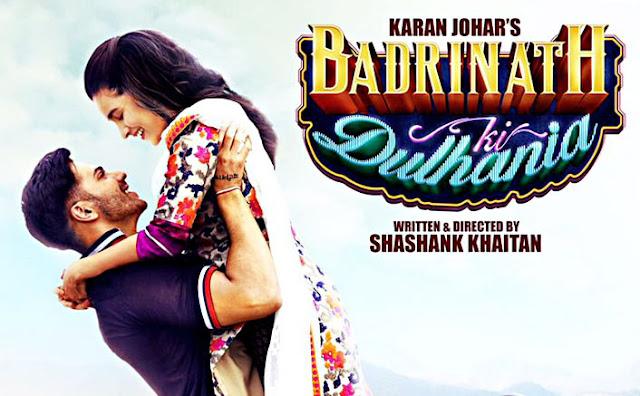 Badrinath Ki Dulhania (2017) 720p HD Full Movie Download