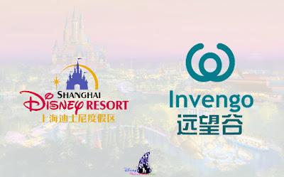 「遠望谷」(Invengo)將獨家供應 上海迪士尼度假區「夢想護照」