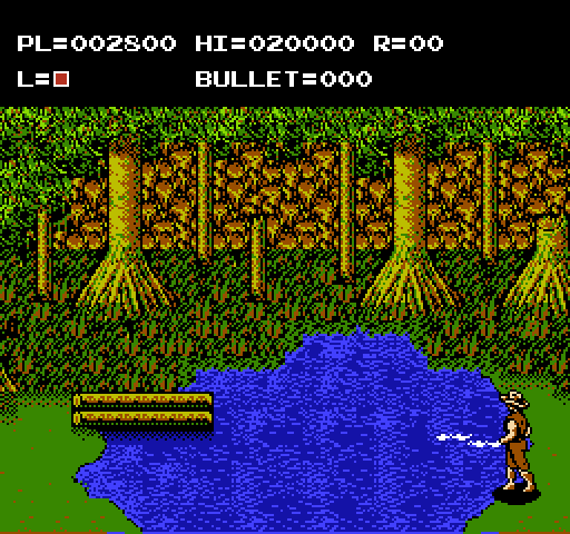 Super Adventures In Gaming The Adventures Of Bayou Billy