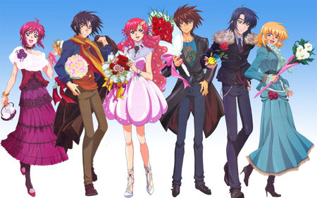gundam seed cagalli and athrun meet the fockers