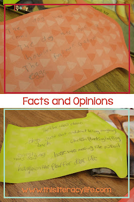 Facts and opinions can be tricky, but you can help your students gain a better understanding with this great mentor text.