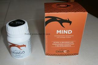 MIND Elixir de Dragó antienvejecimiento cerebral